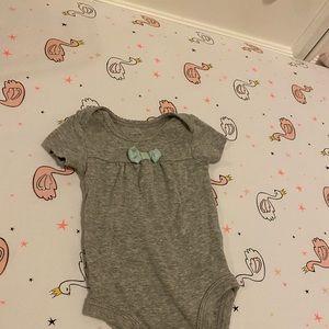 $1 item! Grey onesie